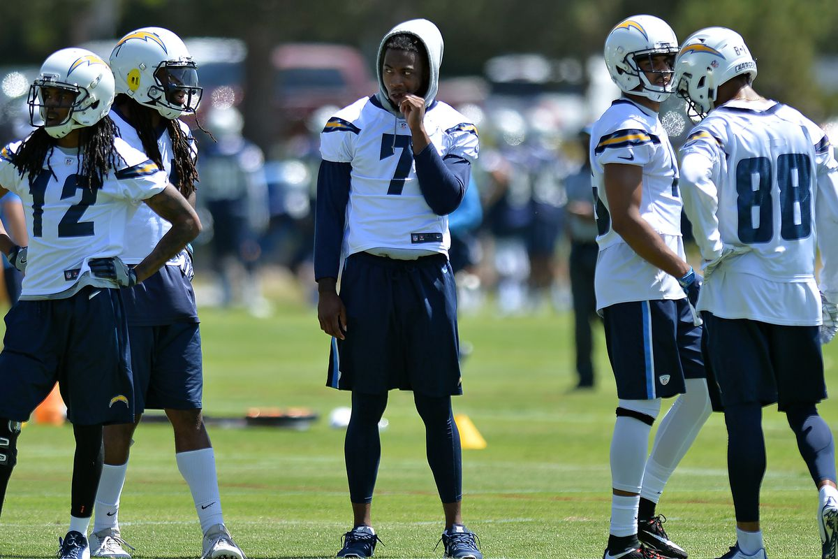 Chargers rookie receiver Mike Williams could be facing back surgery