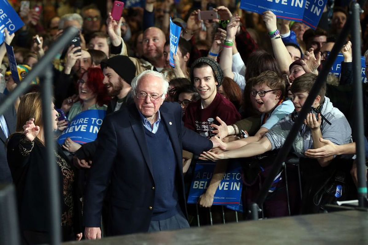 Will Bernie Sanders's supporters refuse to support Hillary Clinton in a general election?