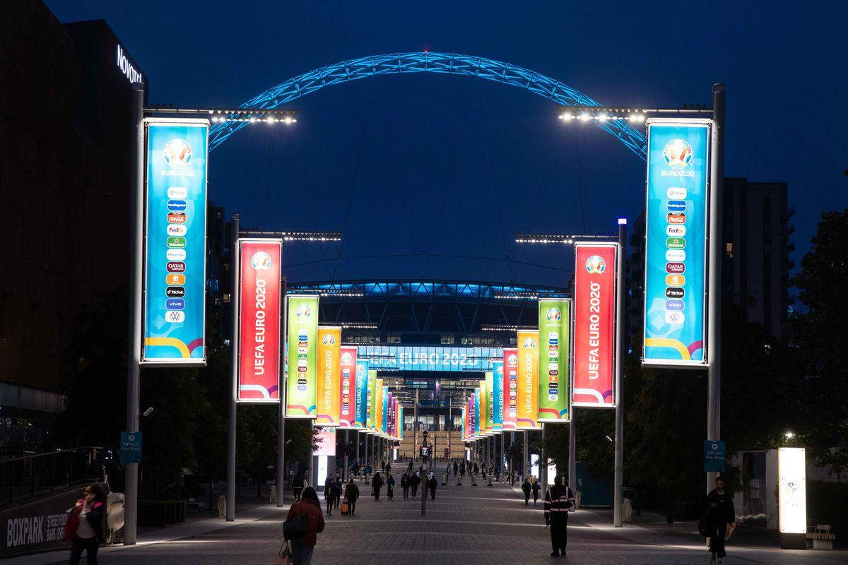 European Football Championship - Feature London
