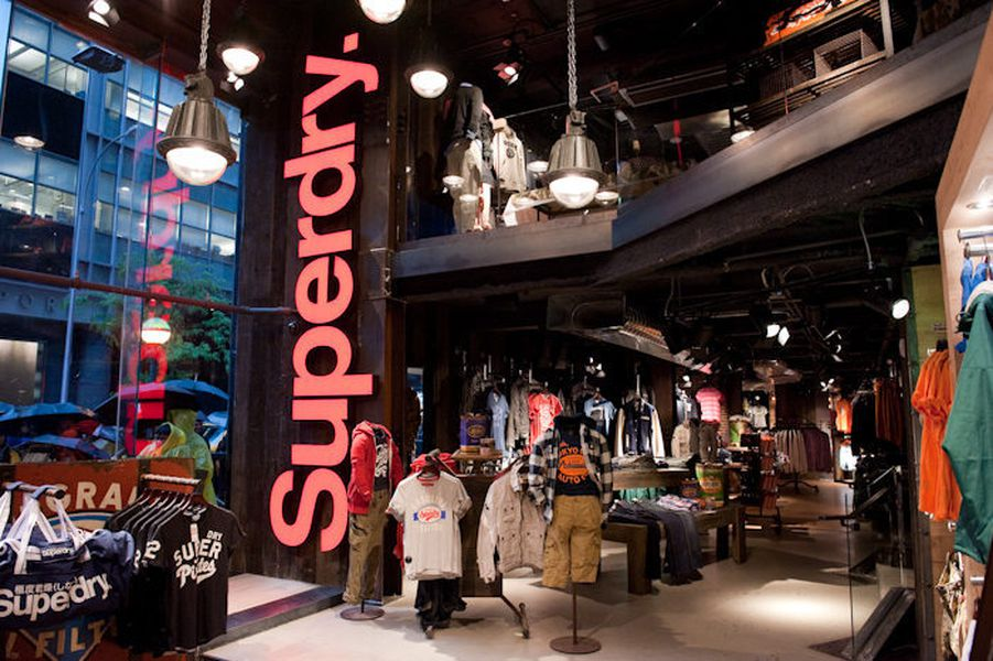 Superdry S Biggest American Store Opened In Times Square