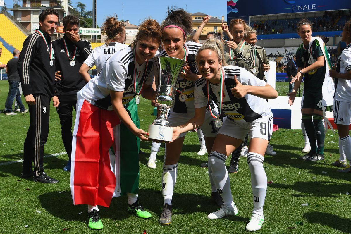 Juventus Women v ACF Fiorentina - Women Coppa Italia Final