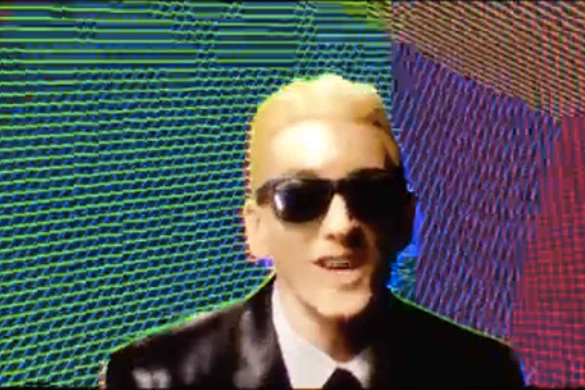 Eminem - Rap God video