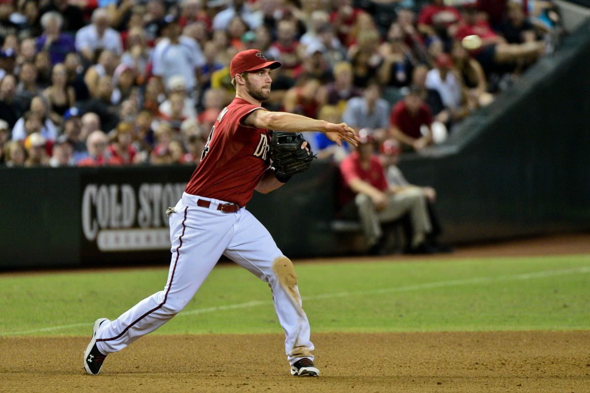 Is this Matt Davidson's time to show what he can do for the Diamondbacks?