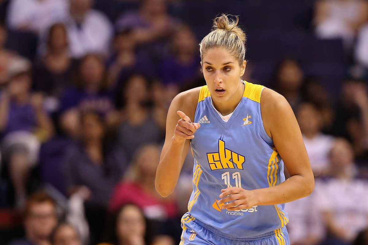 Elena Delle Donne trade makes the Washington Mystics a ...