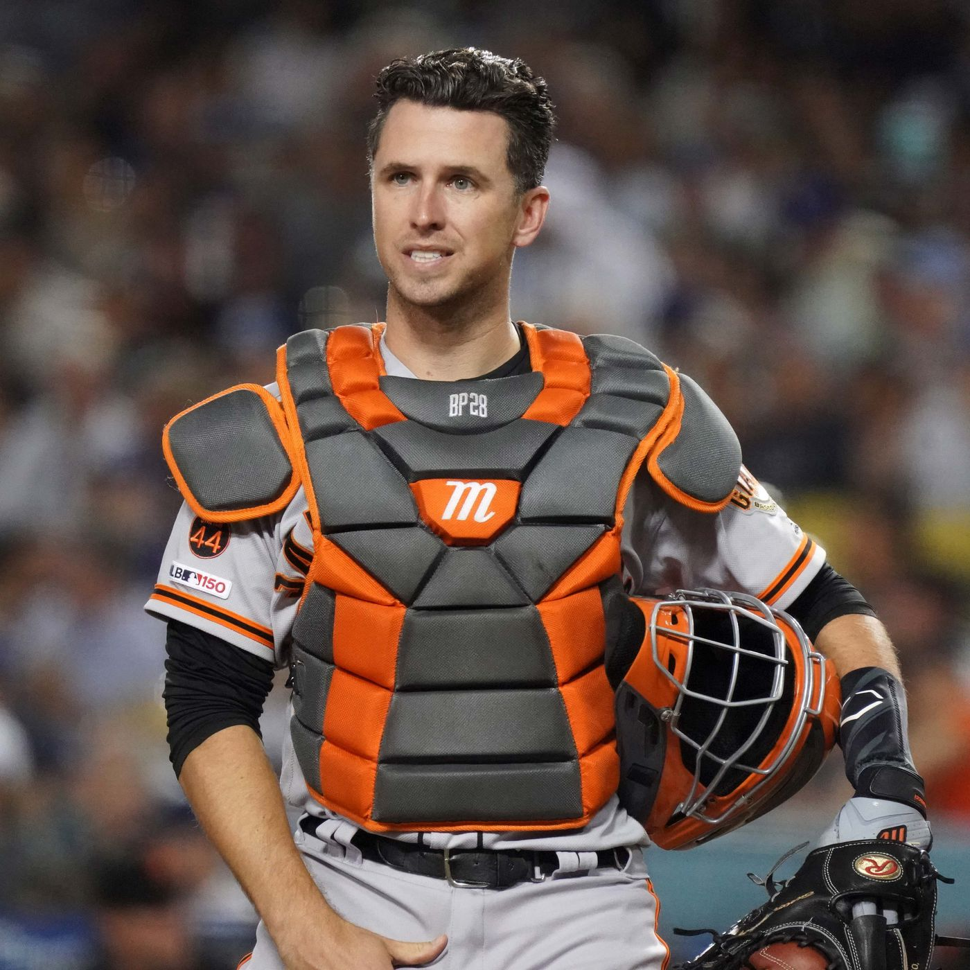 Buster Posey Made A Young San Francisco Giants Fan S Day Mccovey Chronicles