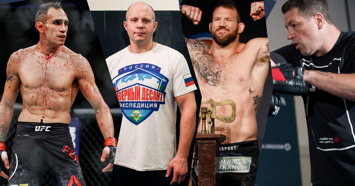 The MMA Hour with Tony Ferguson, Fedor Emelianenko, Ryan Bader, Duke Roufus, the...