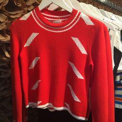 Tanya Taylor Rita sweater, $237 (originally $395)