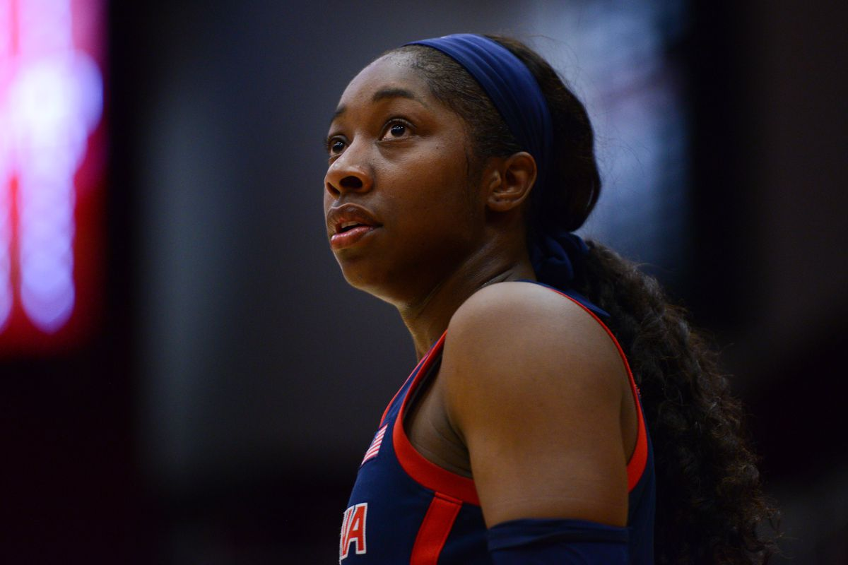 Arizona's Aari McDonald is a 'top prospect' in 2020 WNBA Draft
