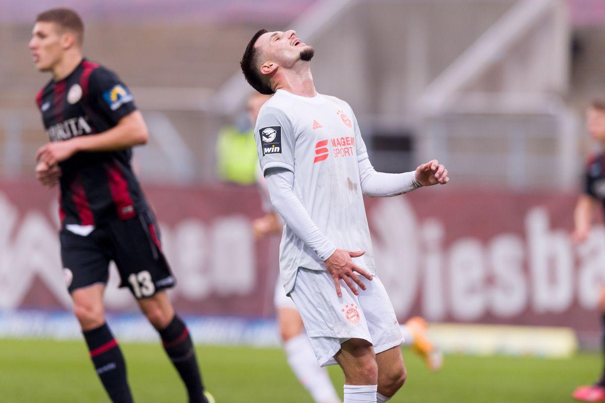 SV Wehen Wiesbaden v Bayern Muenchen II - 3. Liga