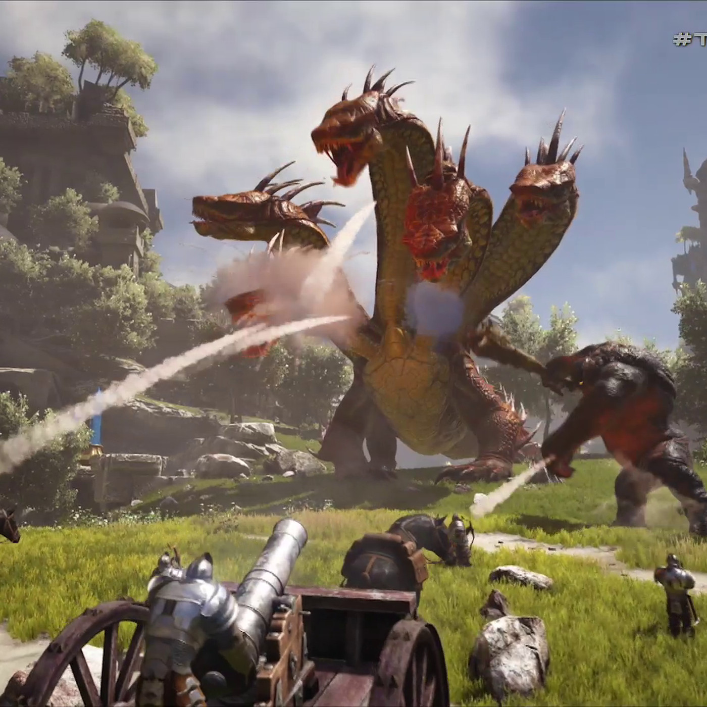 Ark Survival Evolved creators' new game is a pirate MMO called Atlas