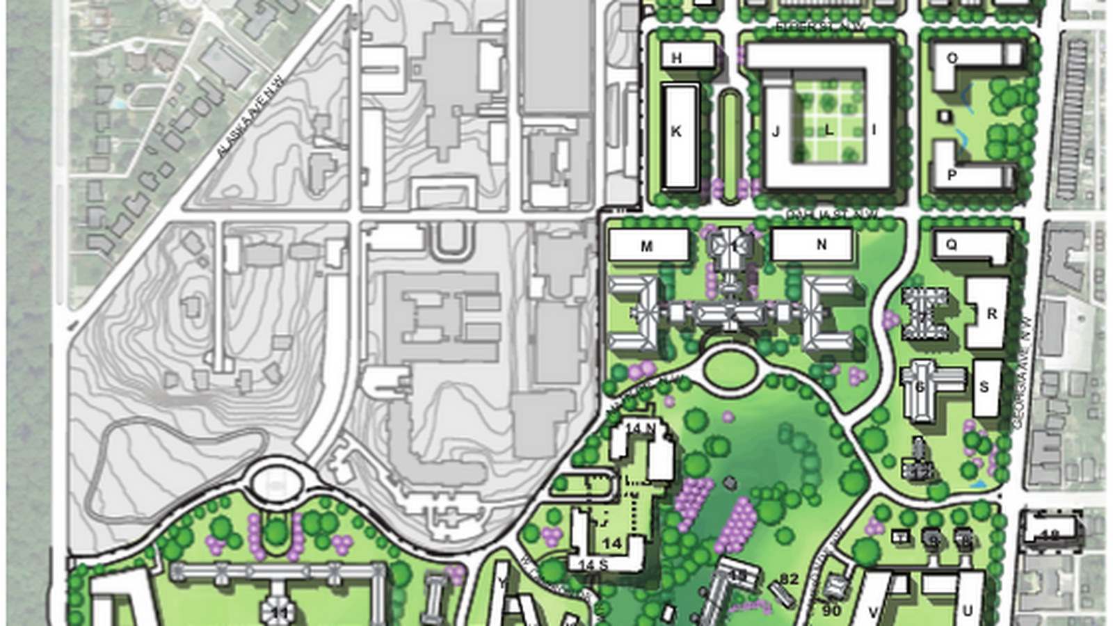 Housing For Homeless Veterans Planned In Walter Reed Site