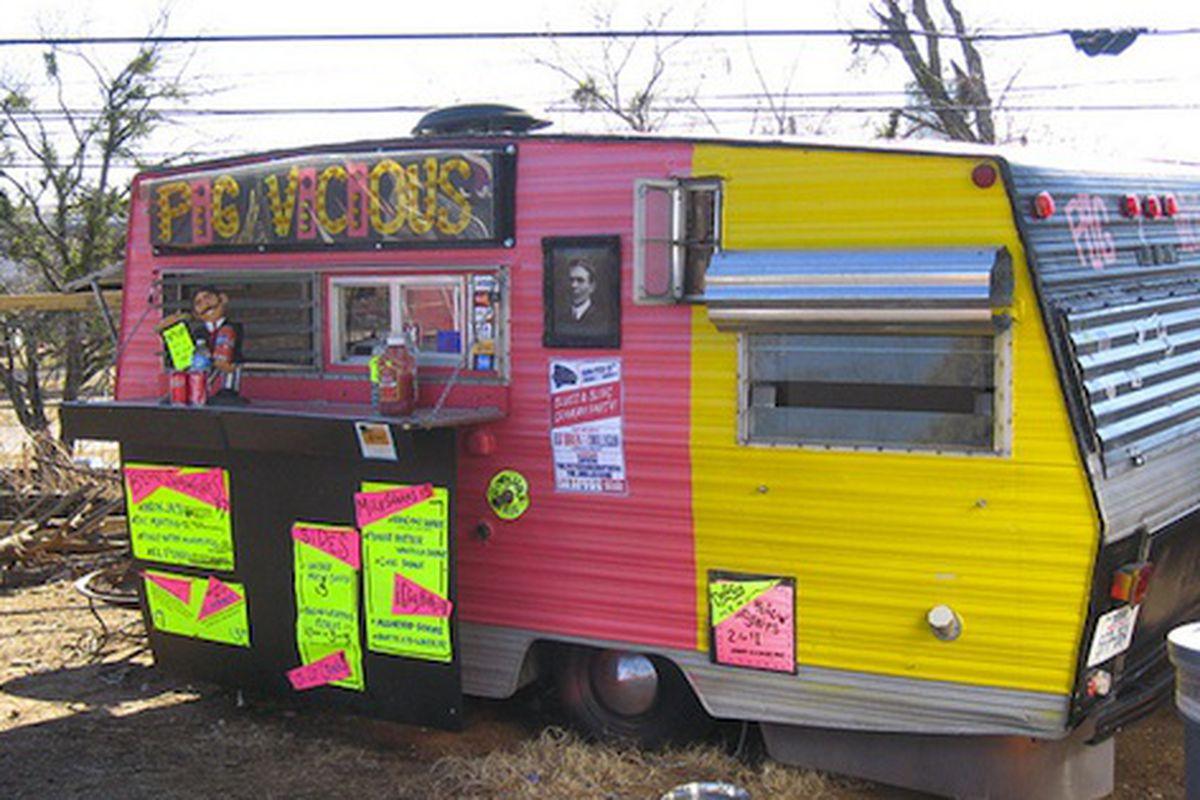 Pig Vicious, Austin, TX.