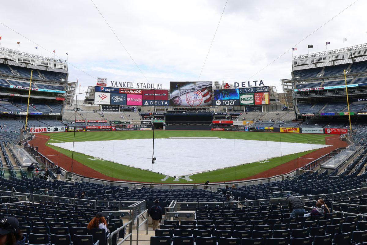 Washington Nationals v New York Yankees