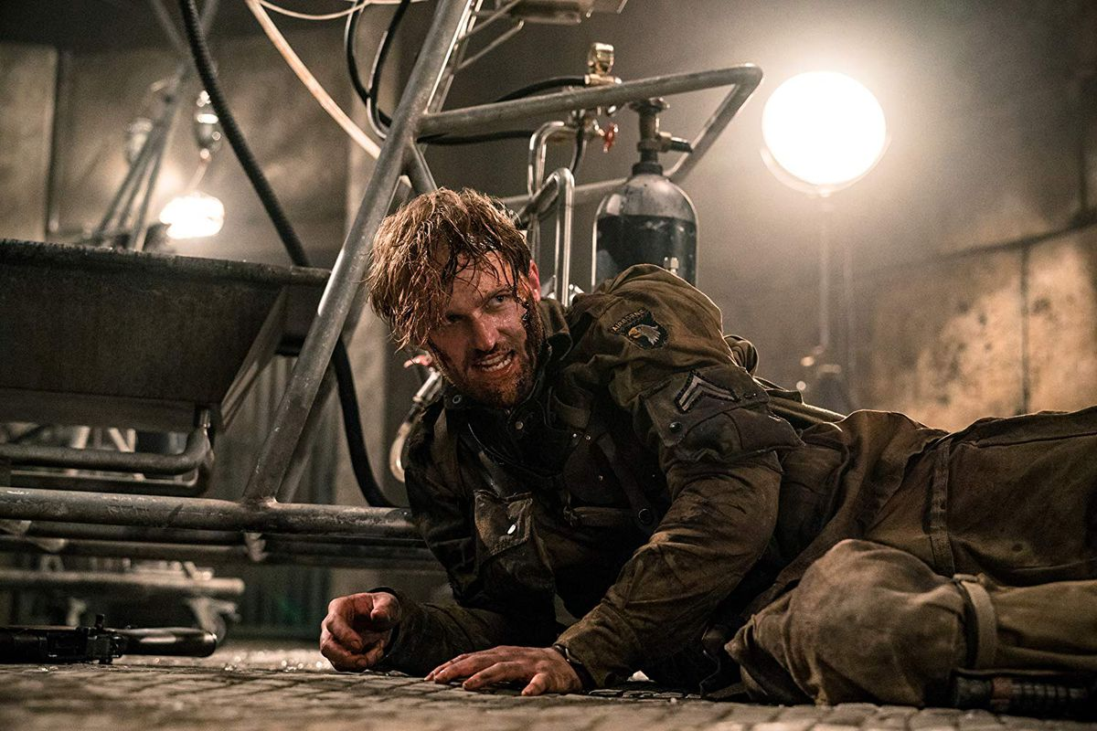 Wyatt Russell in 'Overlord'