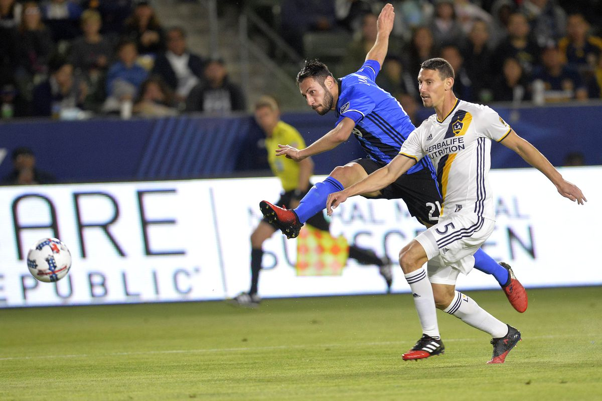 MLS: Montreal Impact at Los Angeles Galaxy