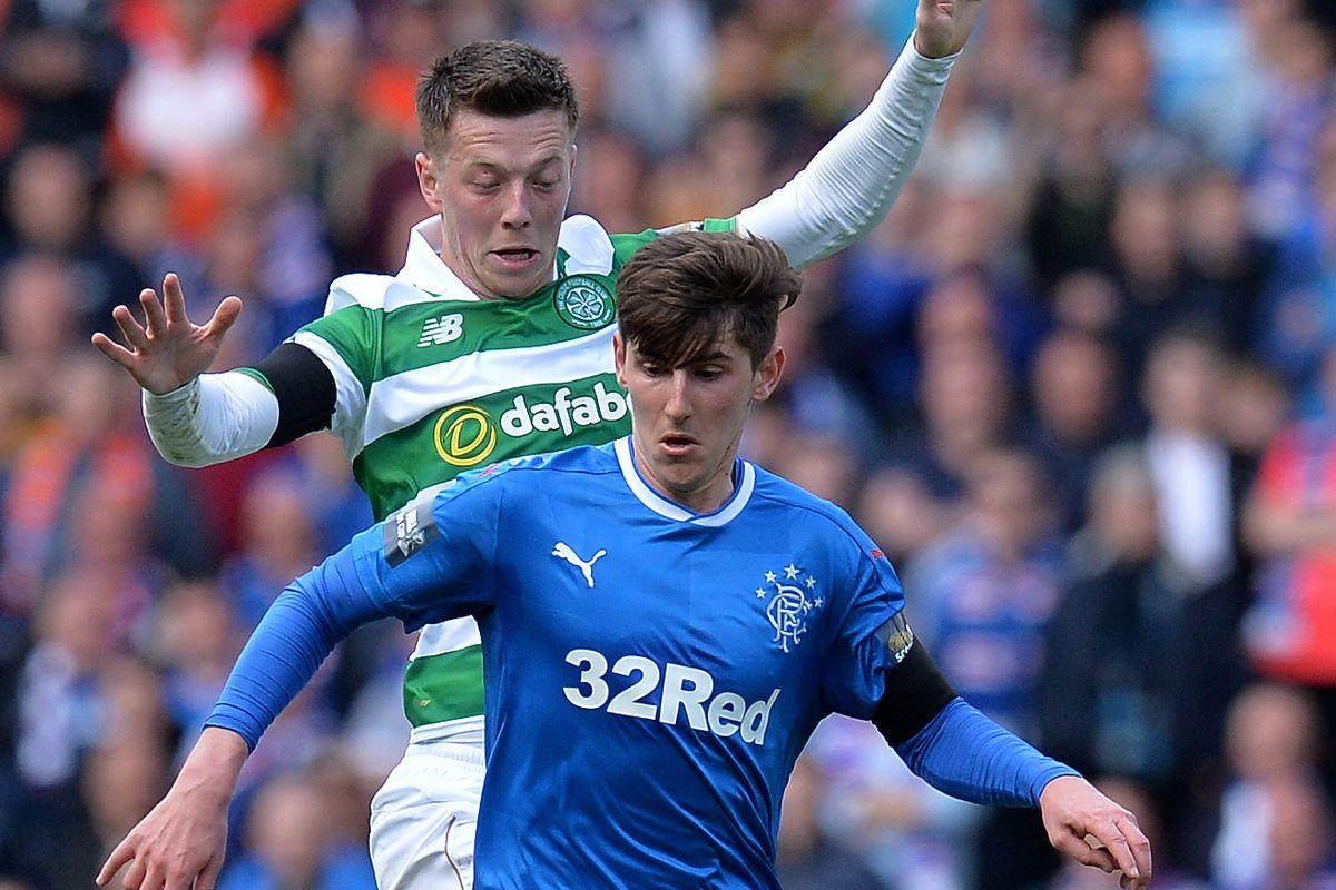 Celtic v Rangers - Scottish Cup Semi-Final