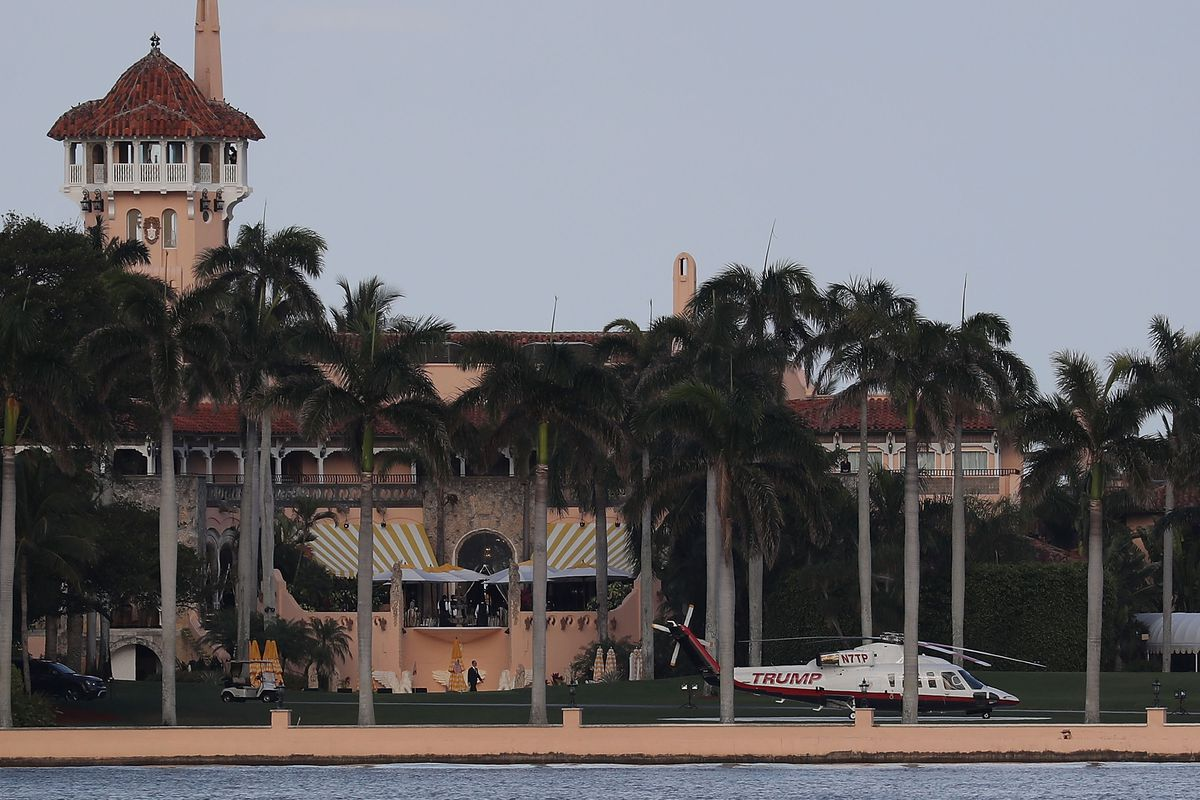 Mar A Lago Has A Sinkhole They Re A Serious Problem In Florida Vox