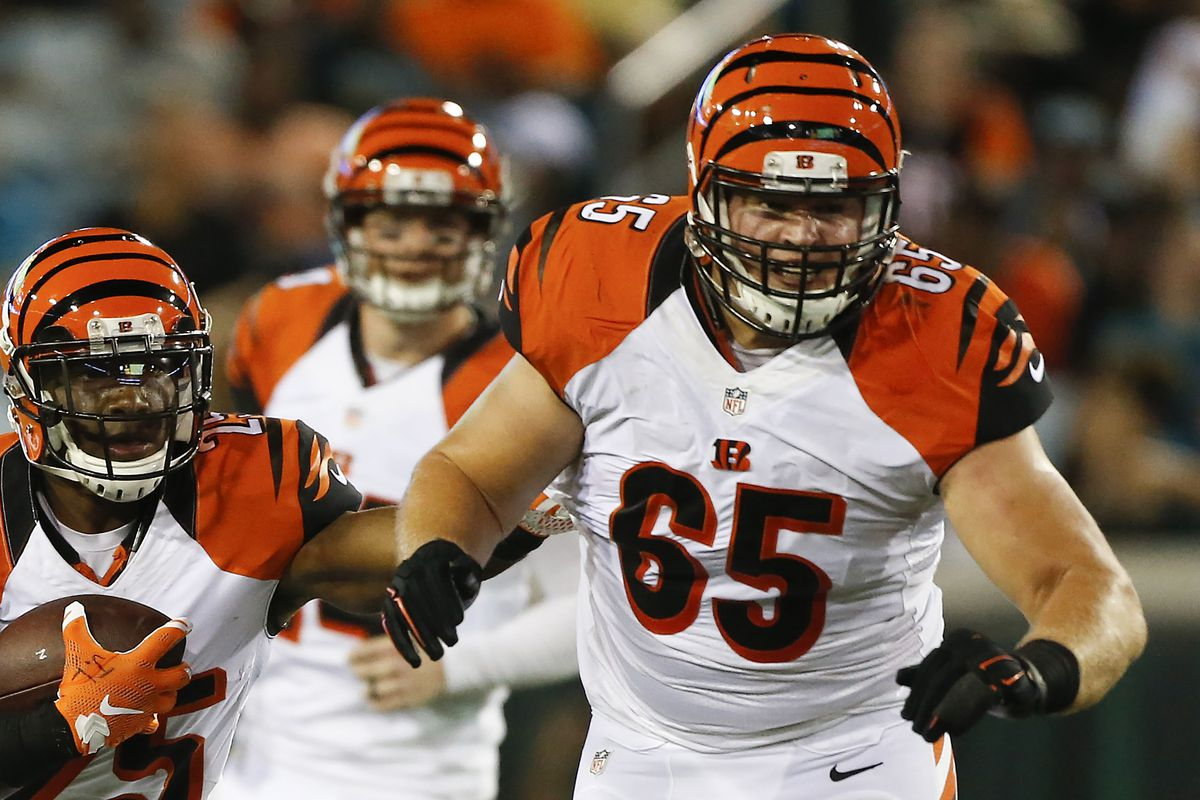 Bengals roster breakdown, 90-in-90: Clint Boling leads way for ...