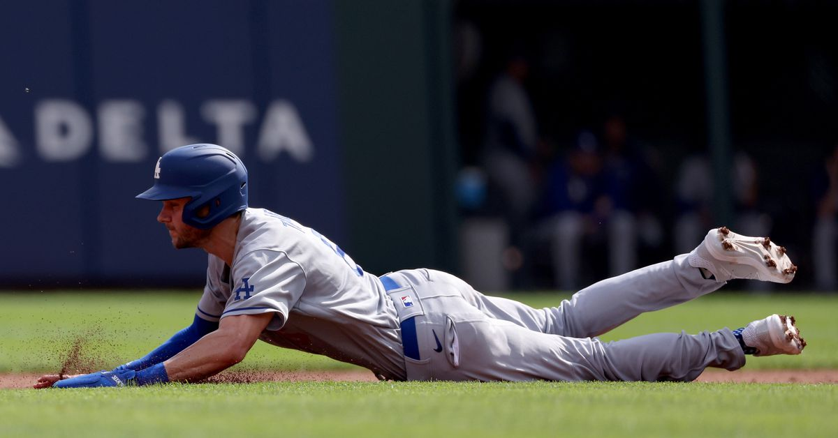 Dodgers news: LA needs to keep stealing bases in the playoffs - True Blue LA