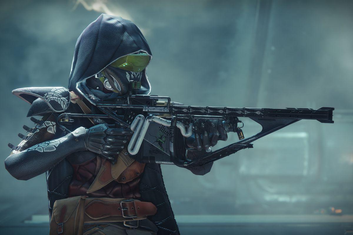 Destiny 2 - the Exotic fusion rifle Arbalest