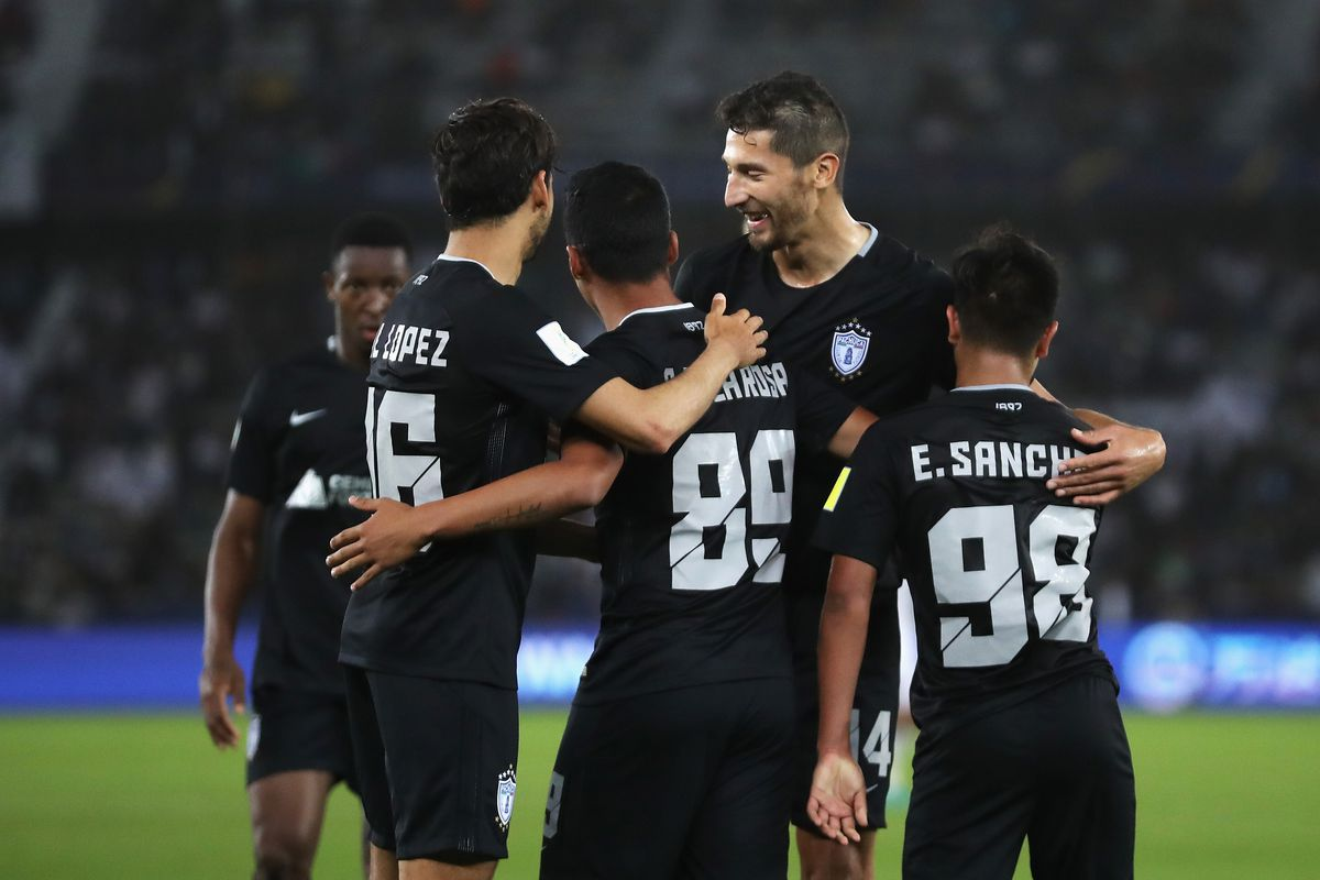 de06a1bf42e Pachuca beat Al Jazira to claim third place in 2017 Club World Cup ...