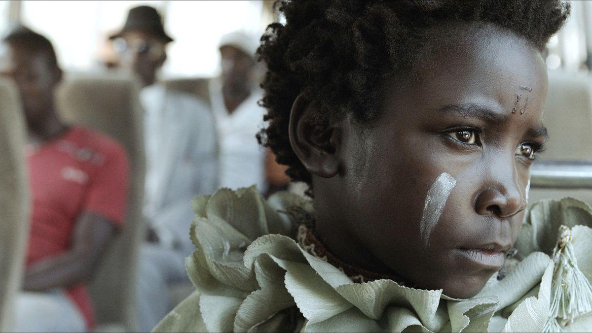 Maggie Mulubwa in I Am Not a Witch