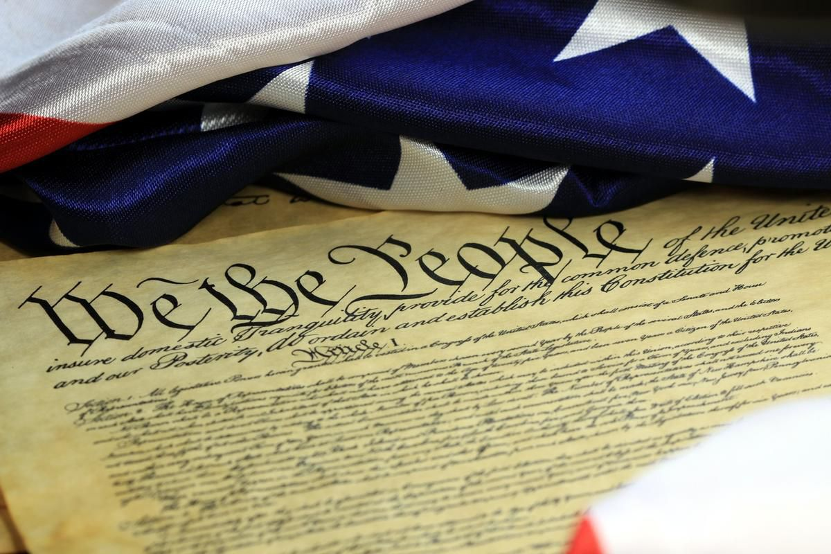 The United States Constitution was made the law of the land on June 21, 1788.