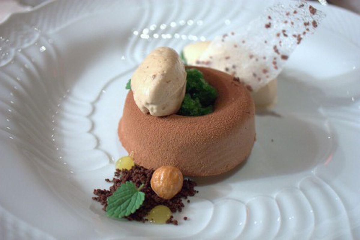 """Marea's nocciola pralinato by <a href=""""http://www.flickr.com/photos/scaredykat/5566397357/in/pool-eater/"""">Scaredy_kat</a>.<br />"""