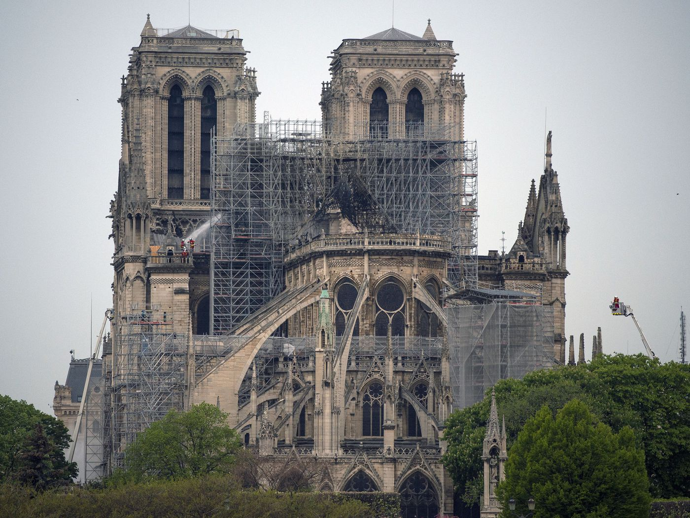 Notre Dame Fire How Do You Restore An Architectural Masterpiece