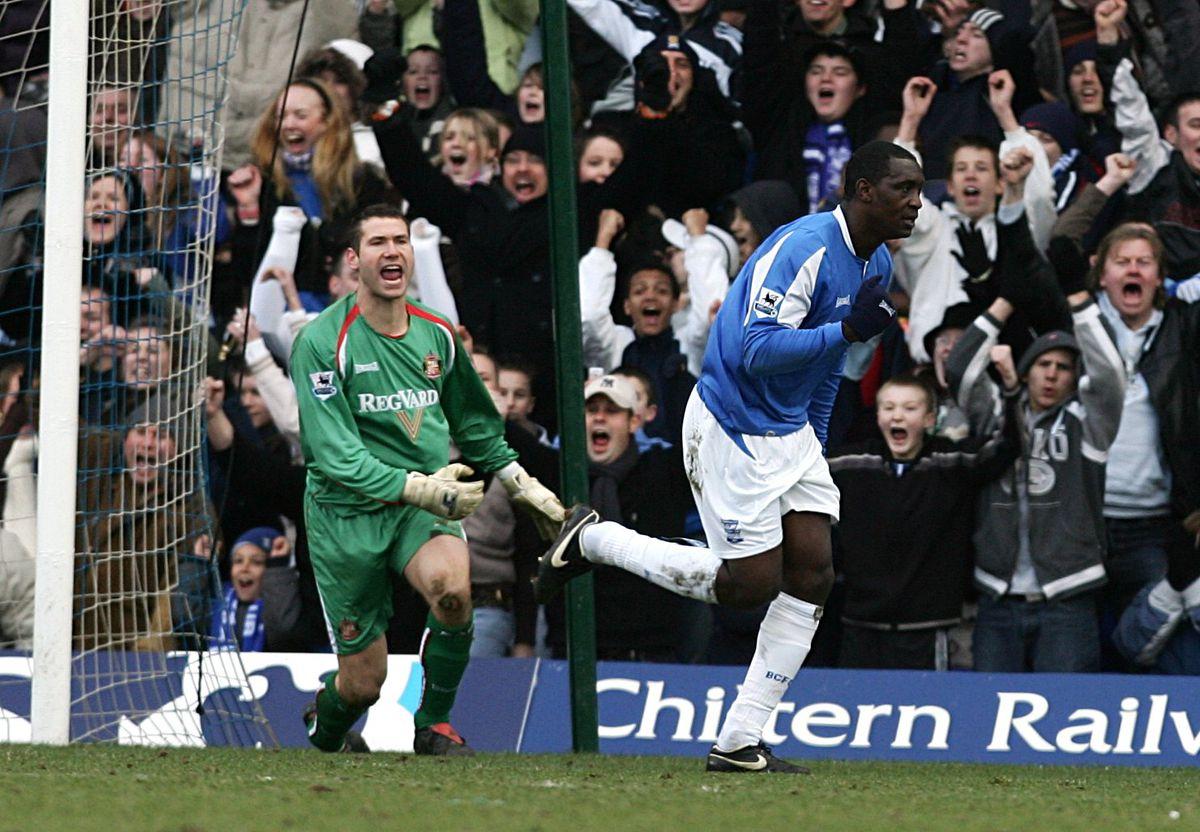 Soccer - FA Barclays Premiership - Birmingham City v Sunderland - St Andrews