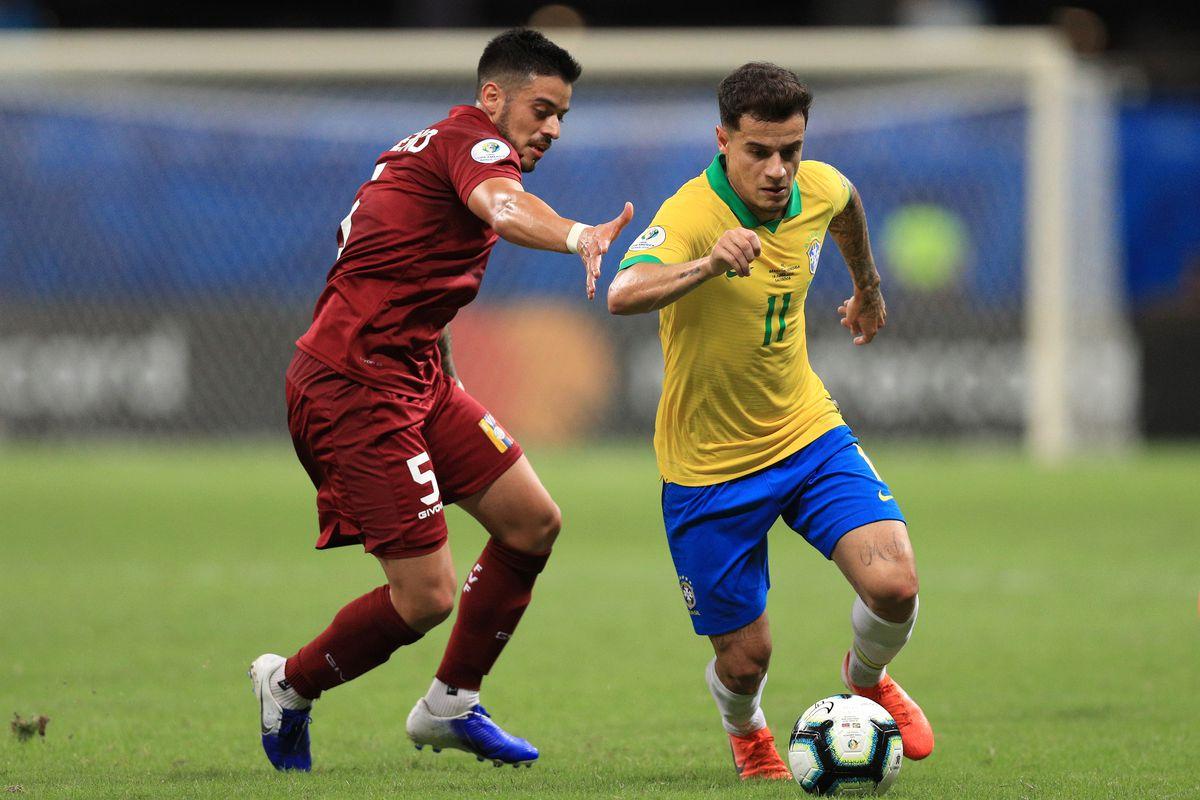 Brazil vs Venezuela, Copa América 2019: Final Score 0-0, Brazil frustrated  as visitors earn huge point - Barca Blaugranes