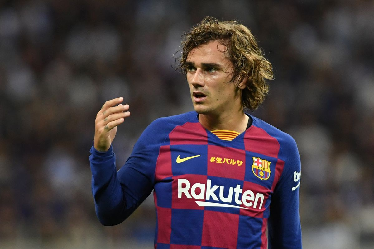 Antoine Griezmann Gives Barcelona A Glimpse Of The Future