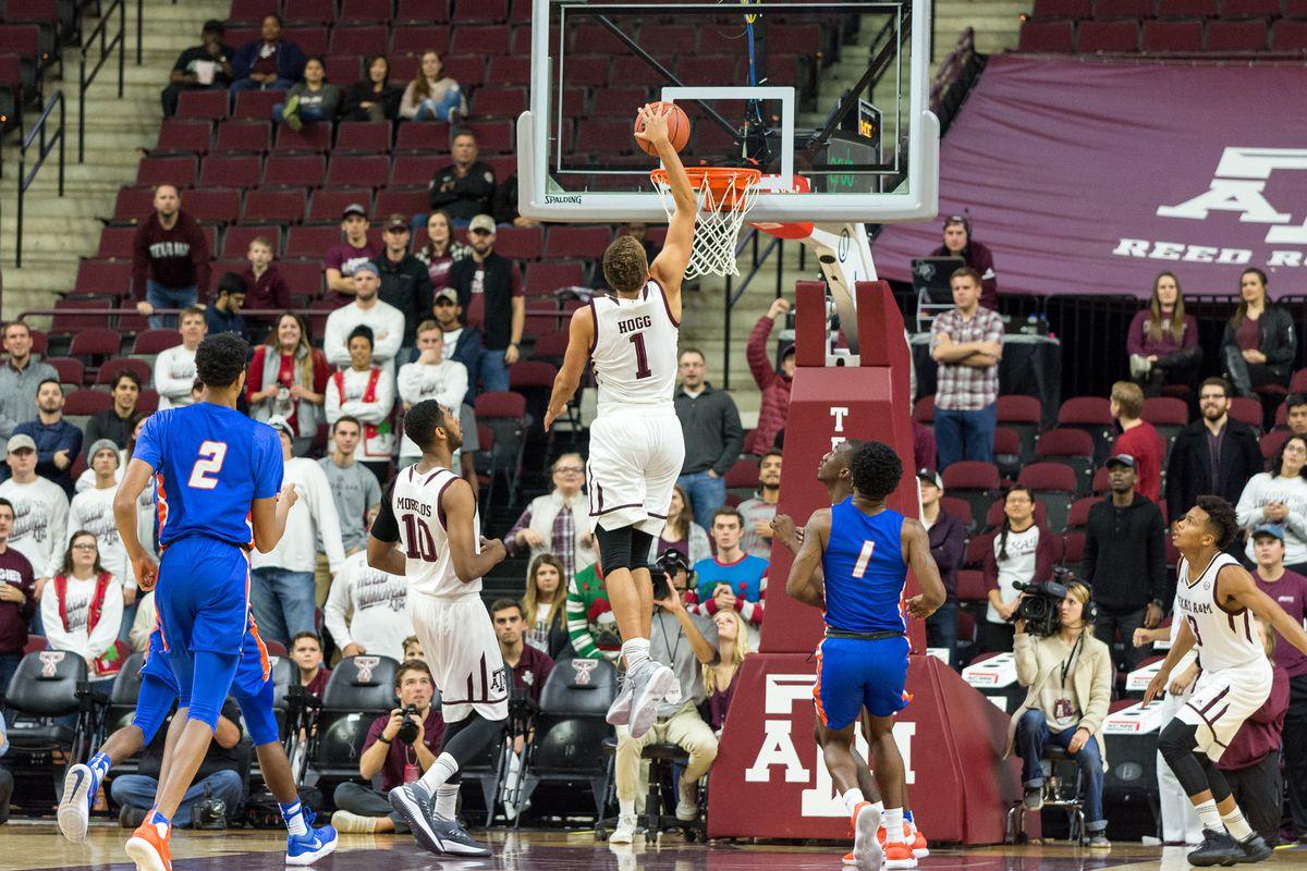 NCAA Basketball: Savannah State at Texas A&M