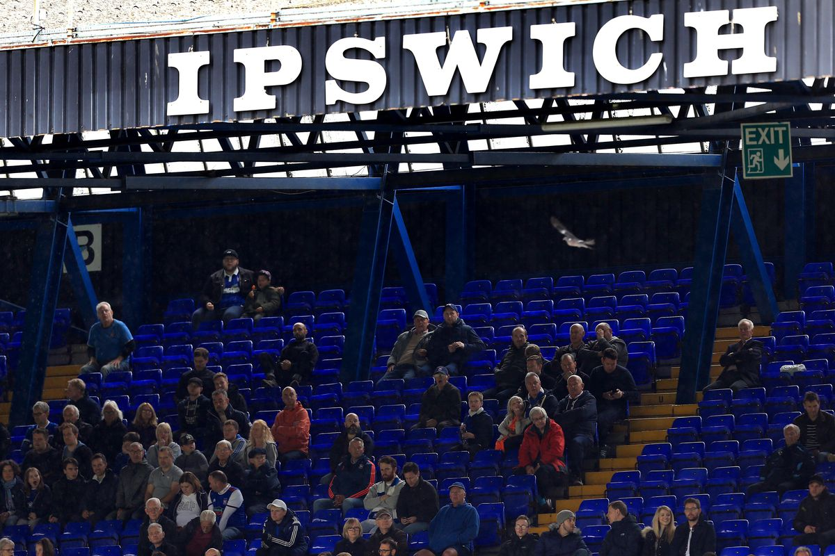 Ipswich Town v Bolton Wanderers - Sky Bet Championship