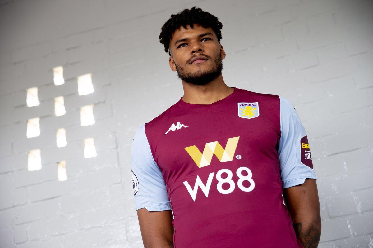 Aston Villa Unveil New Signing Tyrone Mings