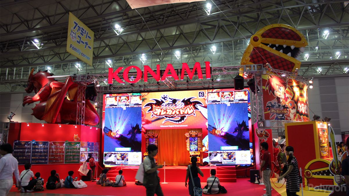 Gallery Photo: Tokyo Game Show 2013 photo essay