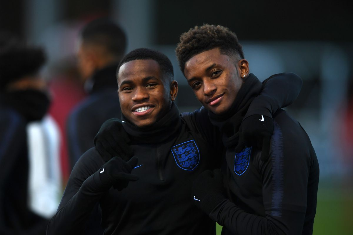 Southampton are being linked to signing Everton's Ademola Lookman in January transfer window
