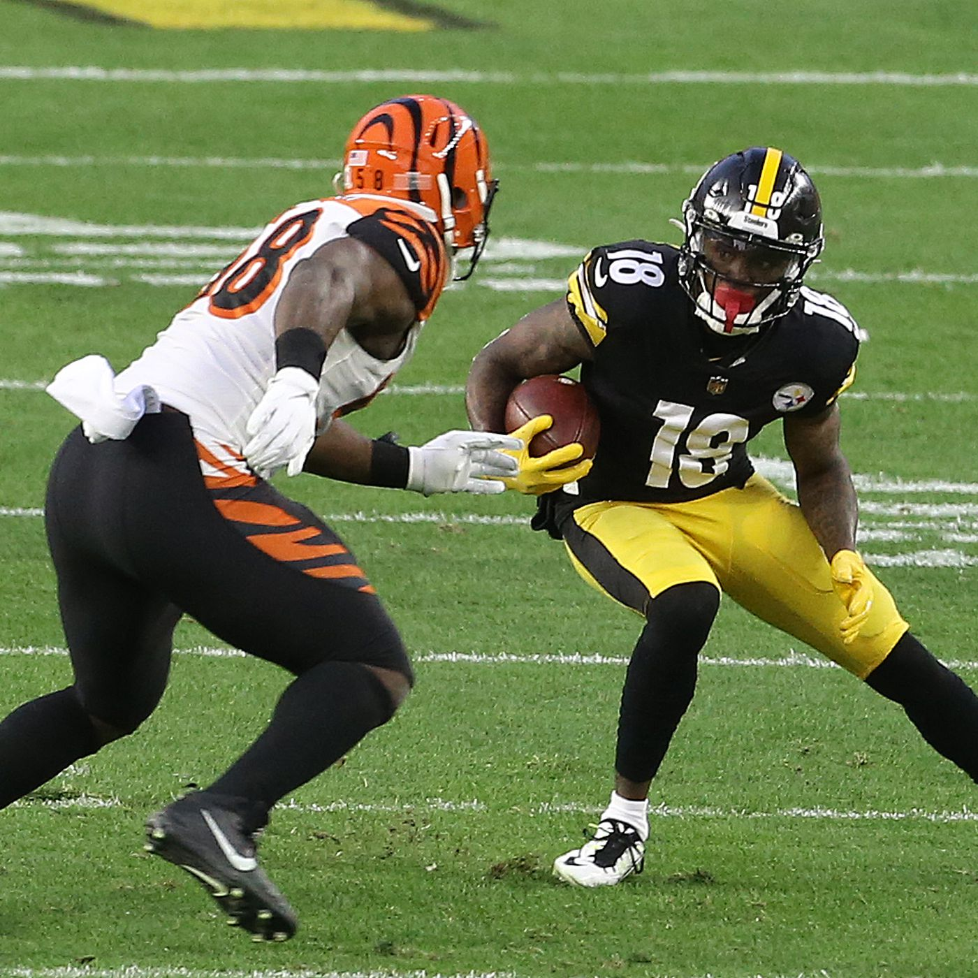 Bengals steelers 2021 betting sites pot limit omaha betting