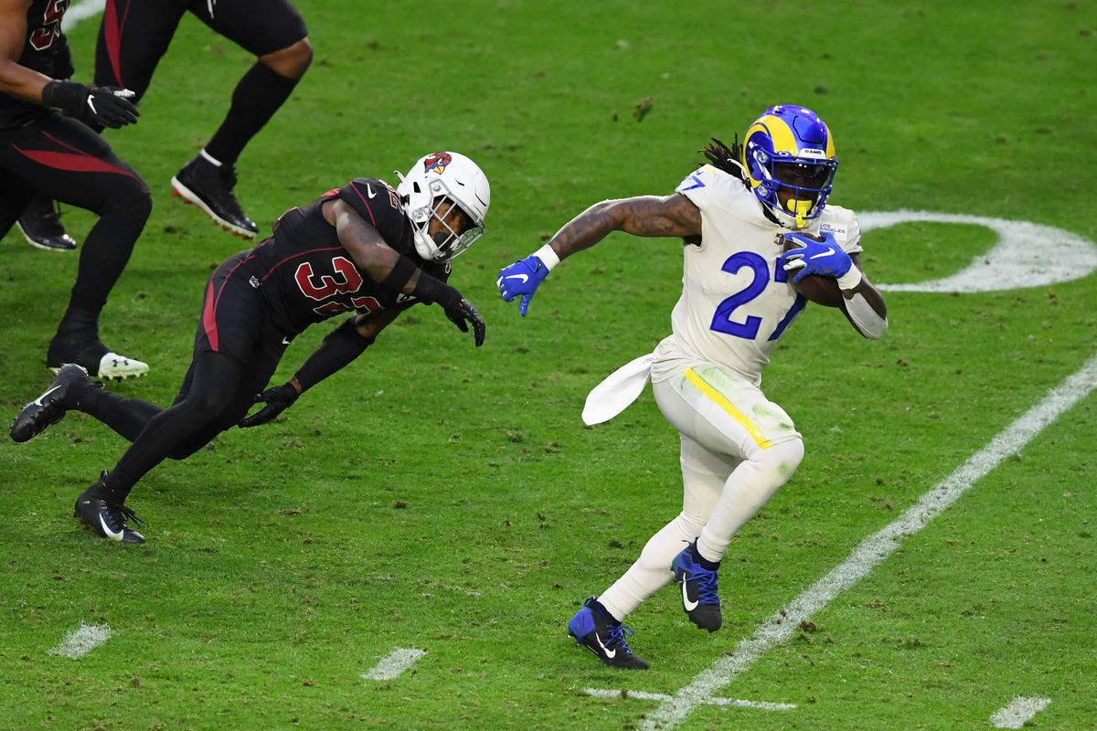 Los Angeles Rams v Arizona Cardinals