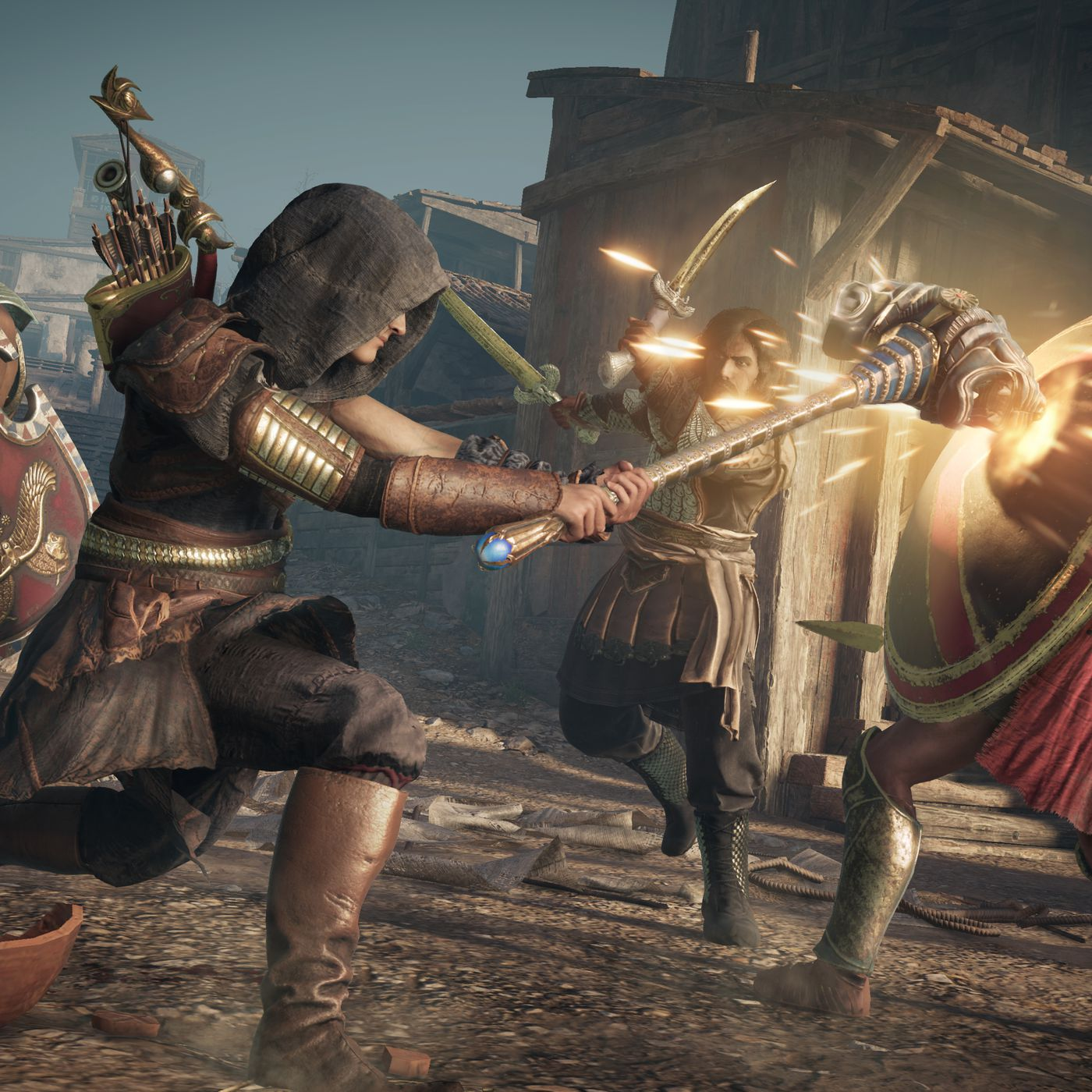 Assassin S Creed Odyssey Bloodline Dlc Review Polygon