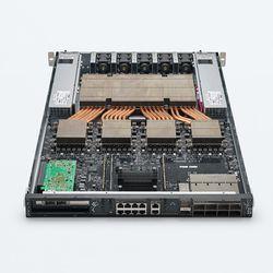 <em>Graphcore's new M2000 IPU Machine contains four GC200 chips.</em>