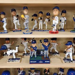 More Cubs bobbleheads