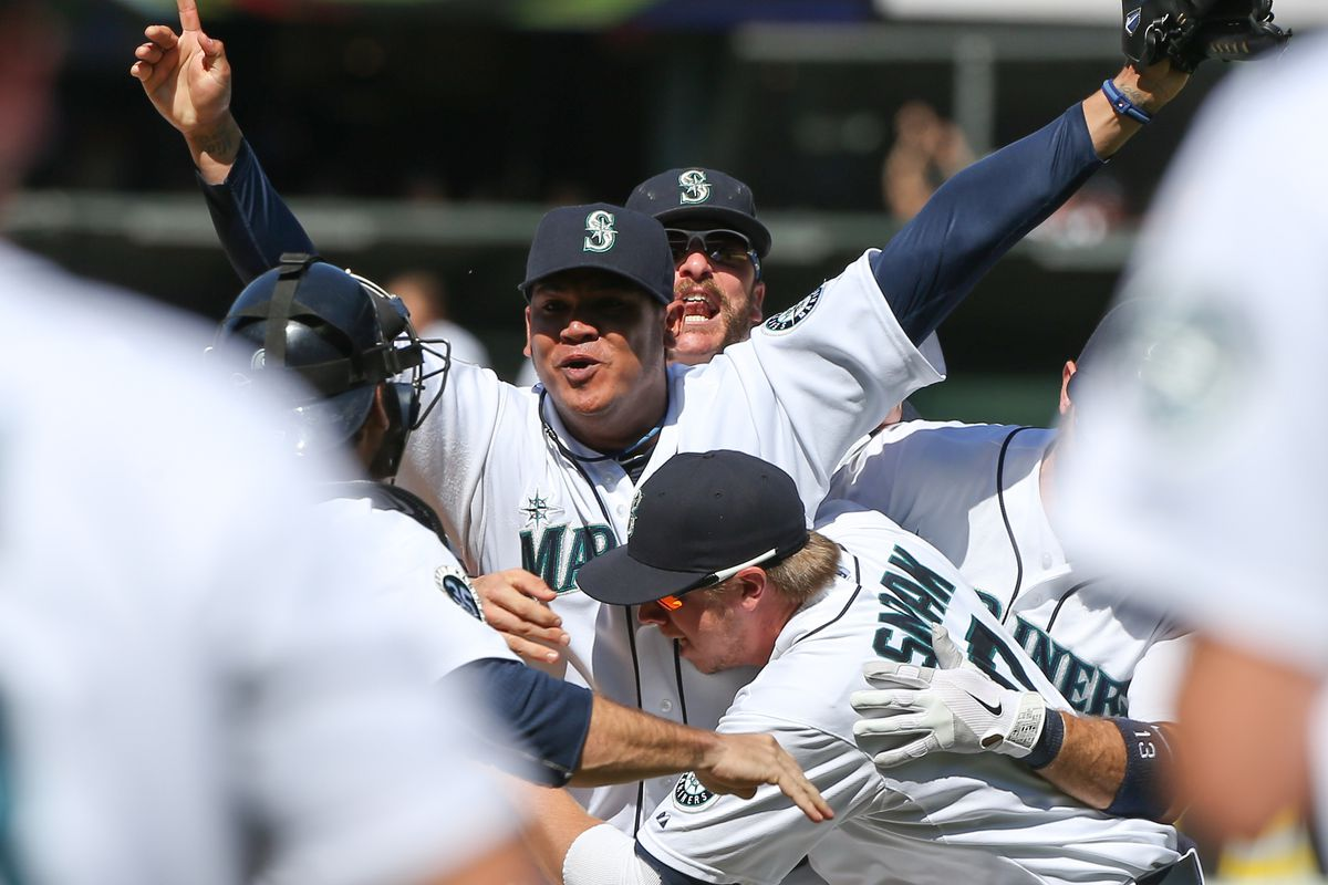 remember when Felix Hernandez threw a perfect game