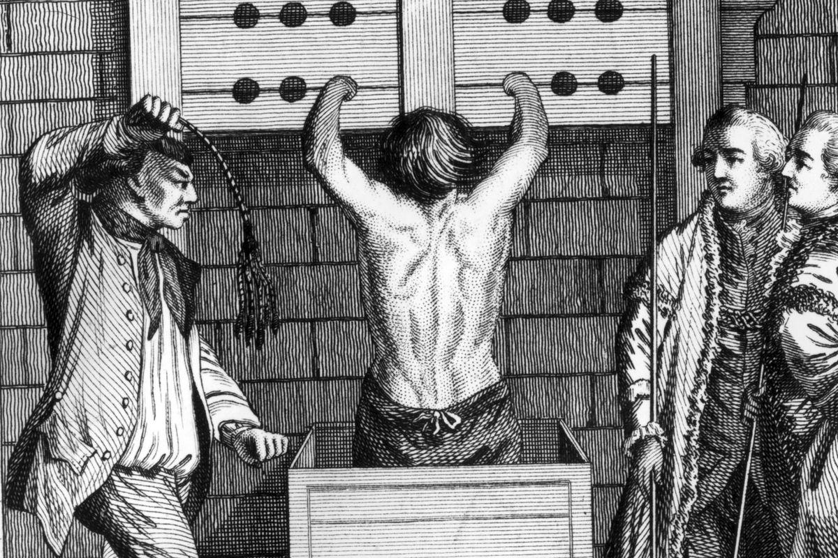 Public Flogging