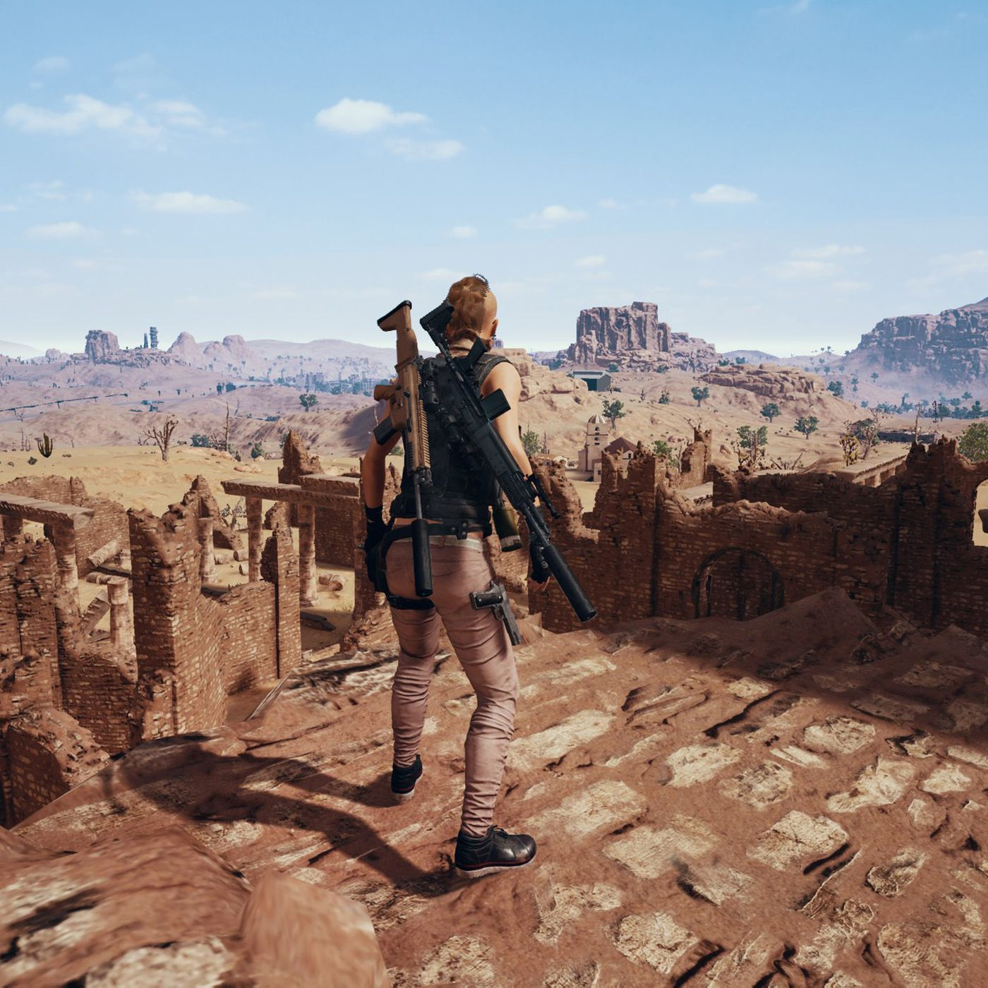 Playerunknown S Battlegrounds Coming To Ps4 In December Polygon