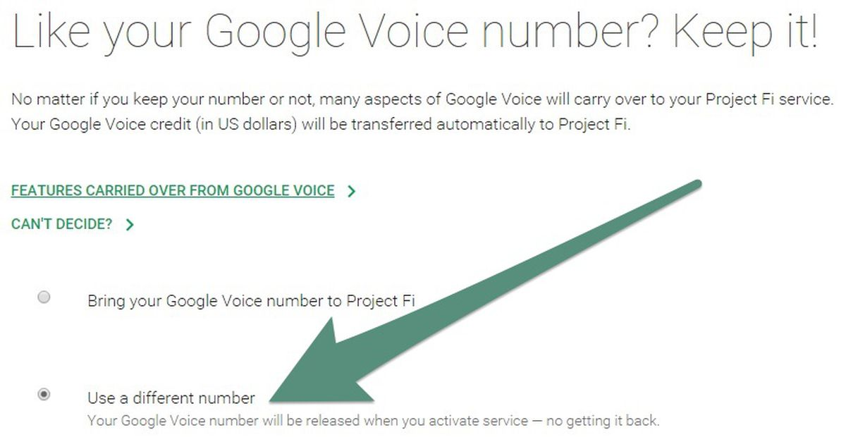 how to call your voicenail from another ohone google fi