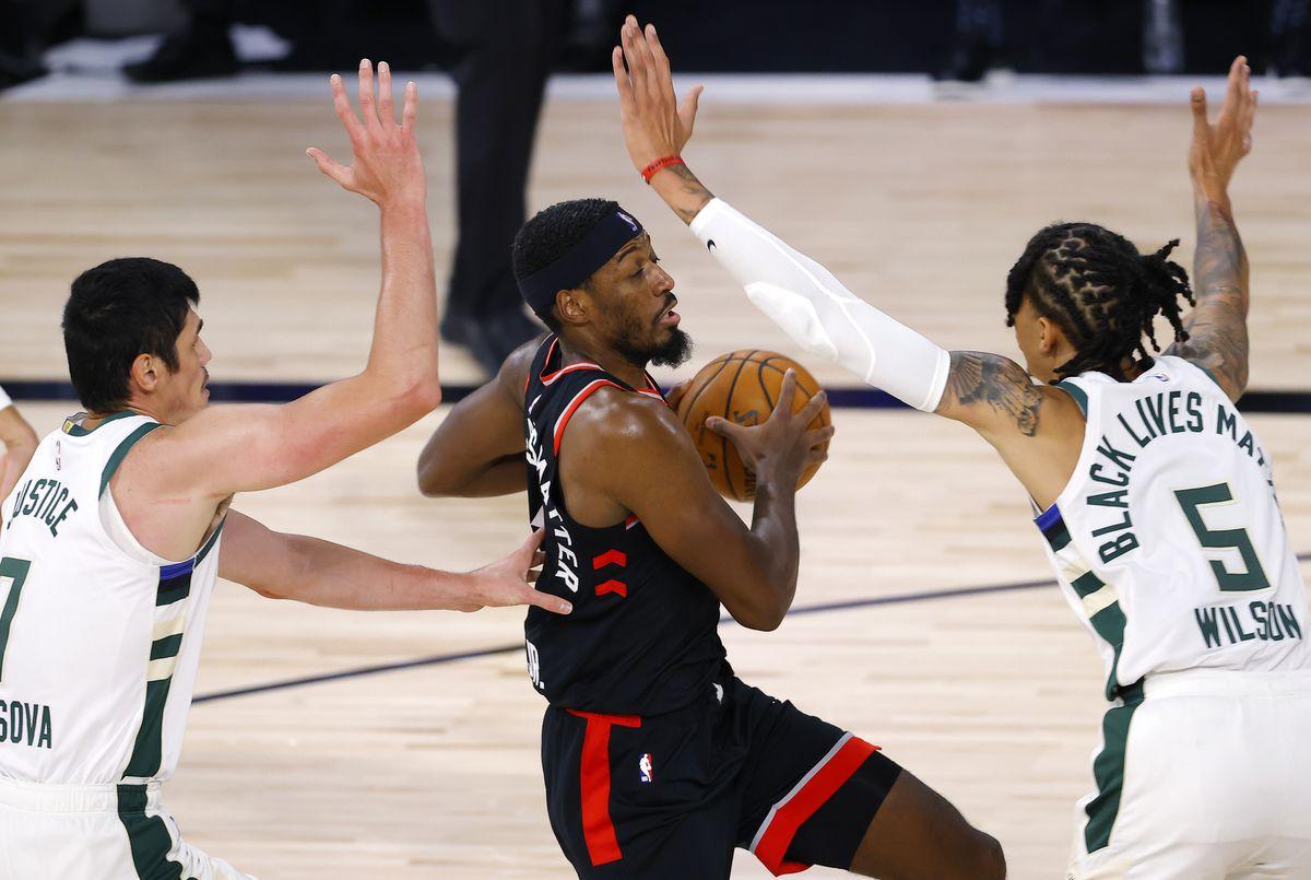 Toronto Raptors v Milwaukee Bucks