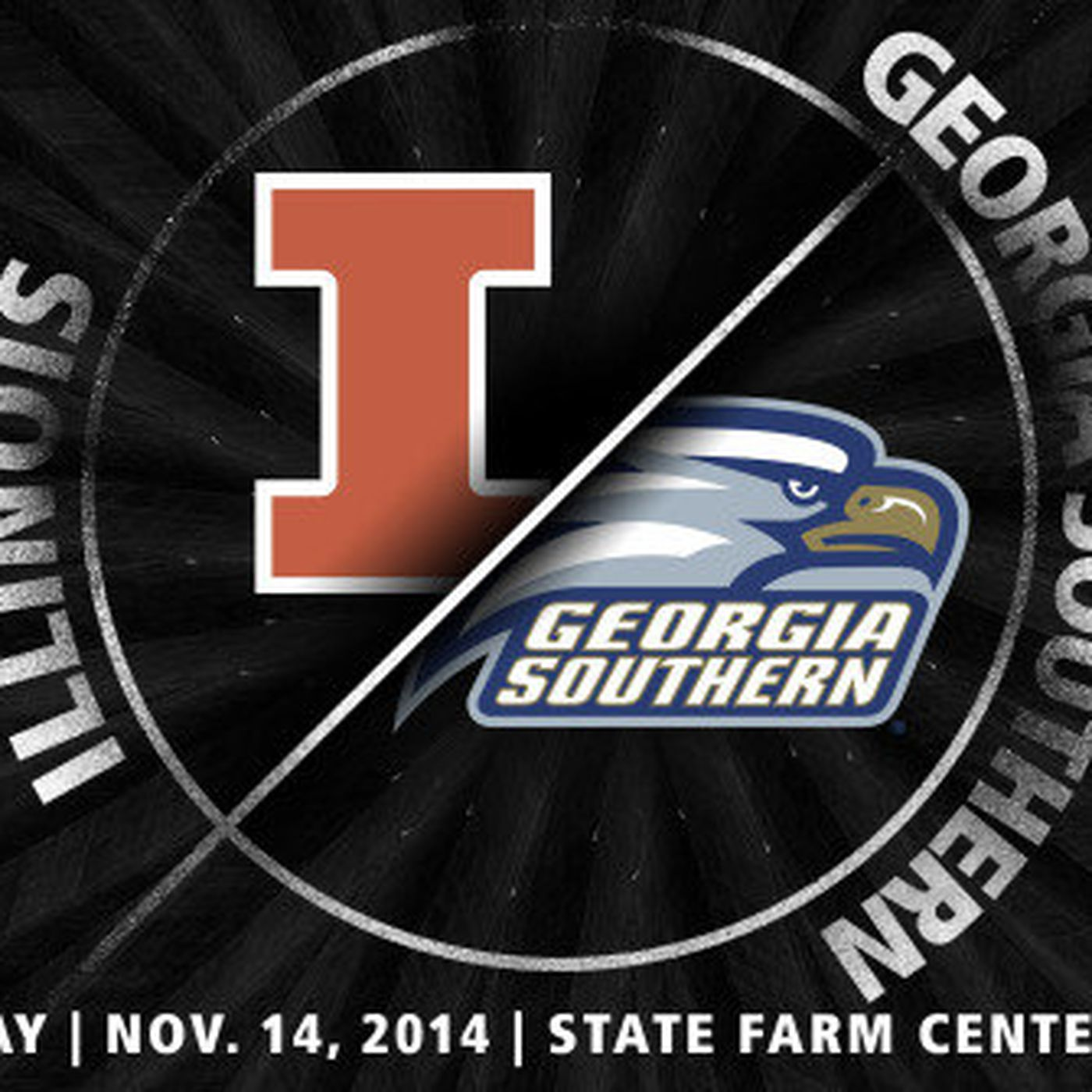 Game Thread: Illinois vs Georgia Southern - The Champaign Room
