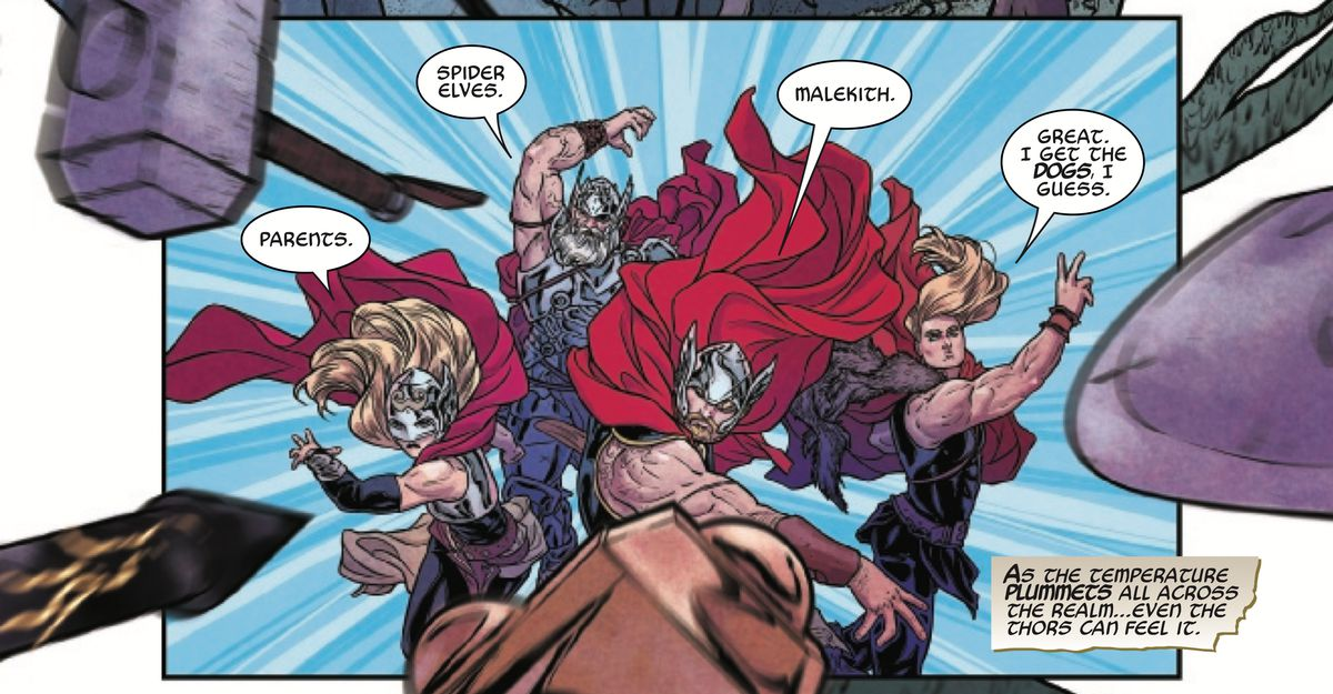 Who won the War of the Realms? The latest on Thor, Loki, and Asgard