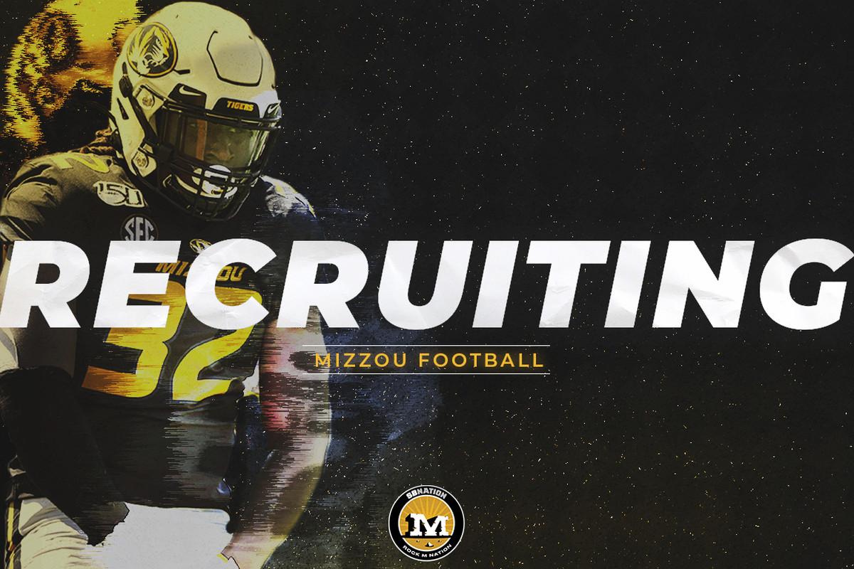 mizzou football recruiting 2020